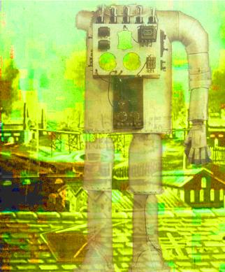 Troublebot