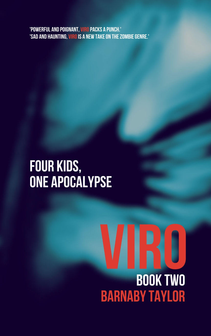 Great News – VIRO – Book Two just released – Get your copy now …