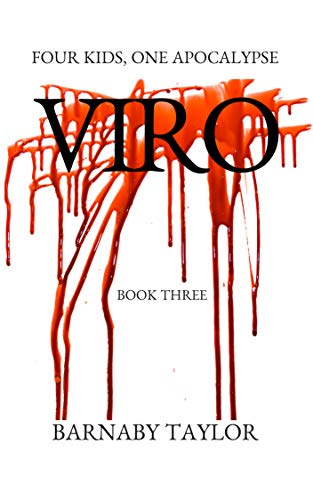 VIRO Book Three available NOW – 'an apocalyptic FamousFive'