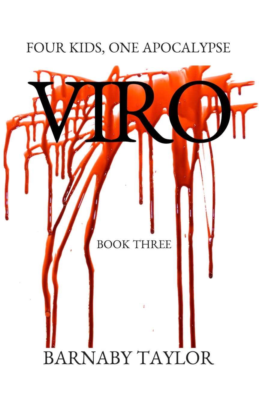 VIRO Book Three NOW available in paperback and for download